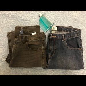 Bundle two Old Navy jeans